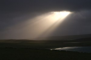 shaft_of_light_westing_-_geograph-org-uk_-_583541
